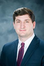 Tanner Roberson's professional portrait